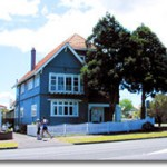 The Big Blue House – Auckland