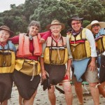 Kayaking the Bay of Islands