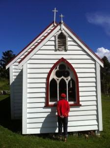 Anglican Church Manaia