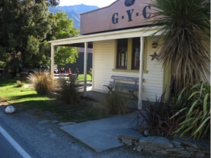 A good place for coffee in Glenorchy