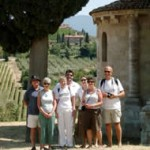 Travel to Italy with NZ Guides – Lyn and Chris