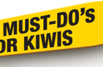 101 Must-do's for Kiwis