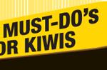 101 Must-do's for Kiwis