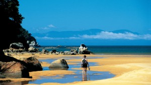 Walking Abel Tasman - Tourism NZ
