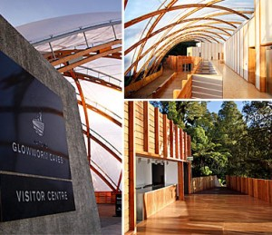 Waitomo Caves vistor Centre
