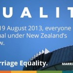 New Zealand opens the Door to Marriage Equality