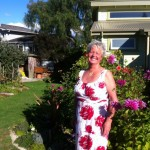 Trish at Rowan Cottage motueka