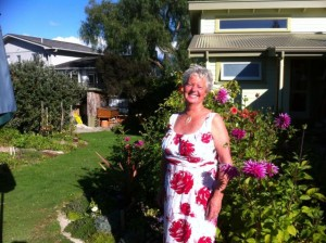 Renee at Rowan Cottage motueka