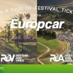 Win a Ticket to the Rhythm and Vines or Rhythm and Alps with Europcar