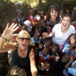 Denise and Helping hand africa tours