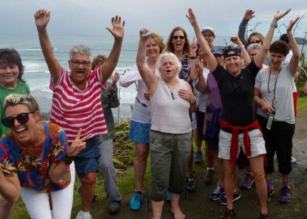 Her-journey - short trips for women in New Zealand