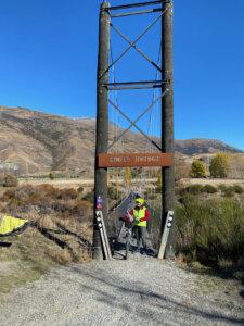 Arrowtown to Kawerau River Bridge Cycleway