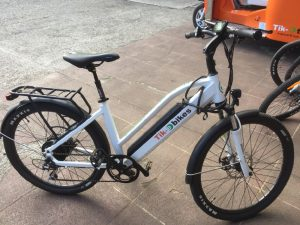 rarotonga electric bike hire