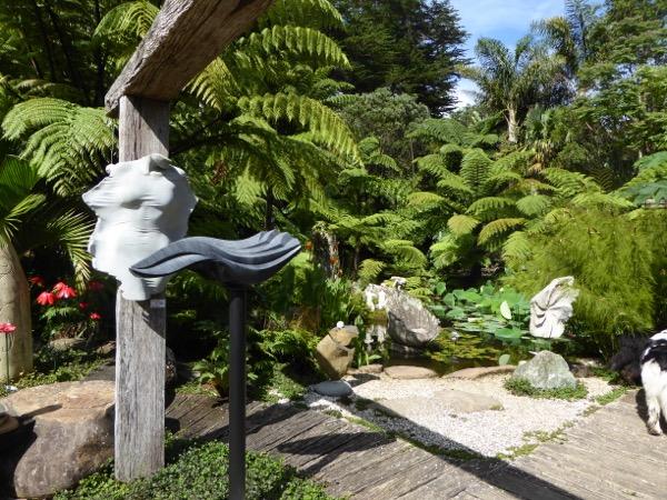 Fabolous garden sculptures