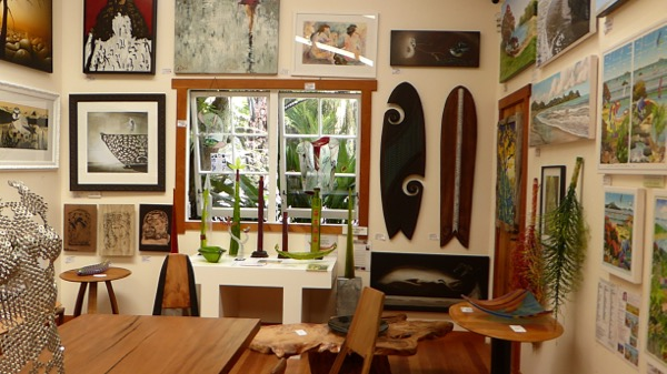 Helena Bay Gallery and Cafe