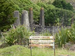 Matakohe Limestone Island