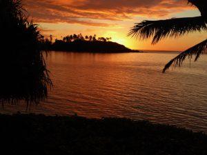 Rarotonga Muri Lagoon