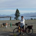 Ready to ride the Alps to ocean Cycleway in Tekapo