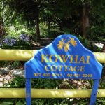 Kowhai Cottage Duntroon accommodation on Alps to Ocean Cycle Trail