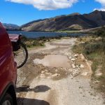 Lake Sumner – trying out the 4WD
