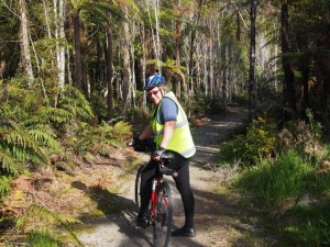 Wilderness Cycle trail