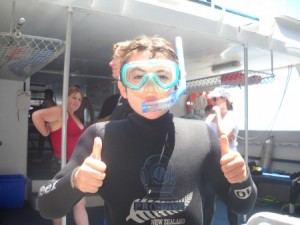 Go Snorkelling on A Perfect Day