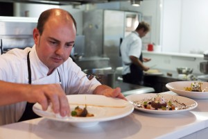 The Rees' internationally-renowned Executive Chef Ben Batterbury will present a special five course meal