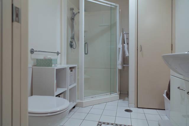 Bathroom at Avoka