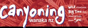 Canyoning Wanaka