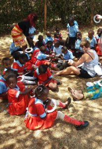 Helping hand africa tours